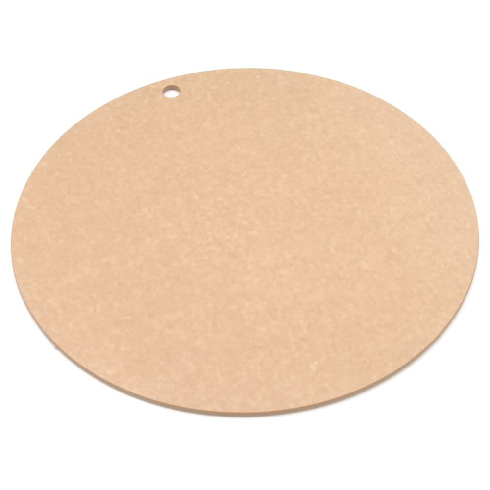 "Epicurean 429-001801 18"" Round Pizza Boardw/ .25"" Height, Natural"