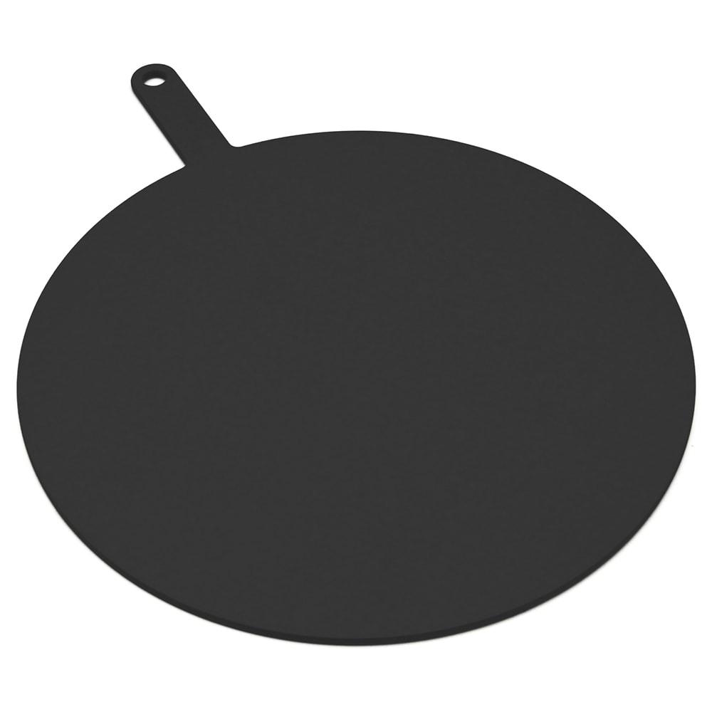 """Epicurean 429-231802 18"""" Round Pizza Board w/ 5"""" Handle, Slate"""