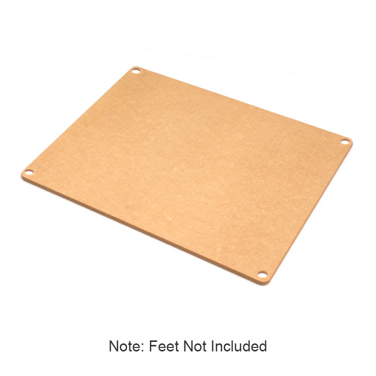 "Epicurean 622-191501 Non Slip Board, 19"" x 15"" x .38"", Natural"