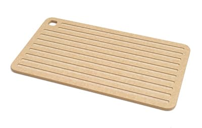 "Epicurean 629-191101 Bread Board, 19x11x.38"", Natural"