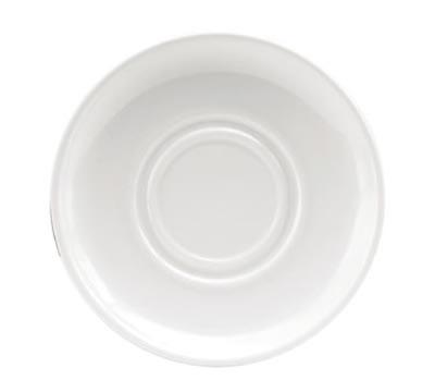 "Oneida F1400000500 5.88"" Round Saucer, Tundra, Oneida Collection"