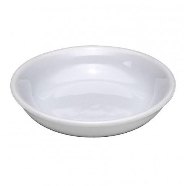 Oneida F8010000710 3.75 oz Buffalo Fruit Bowl - Porcelain, Bright White