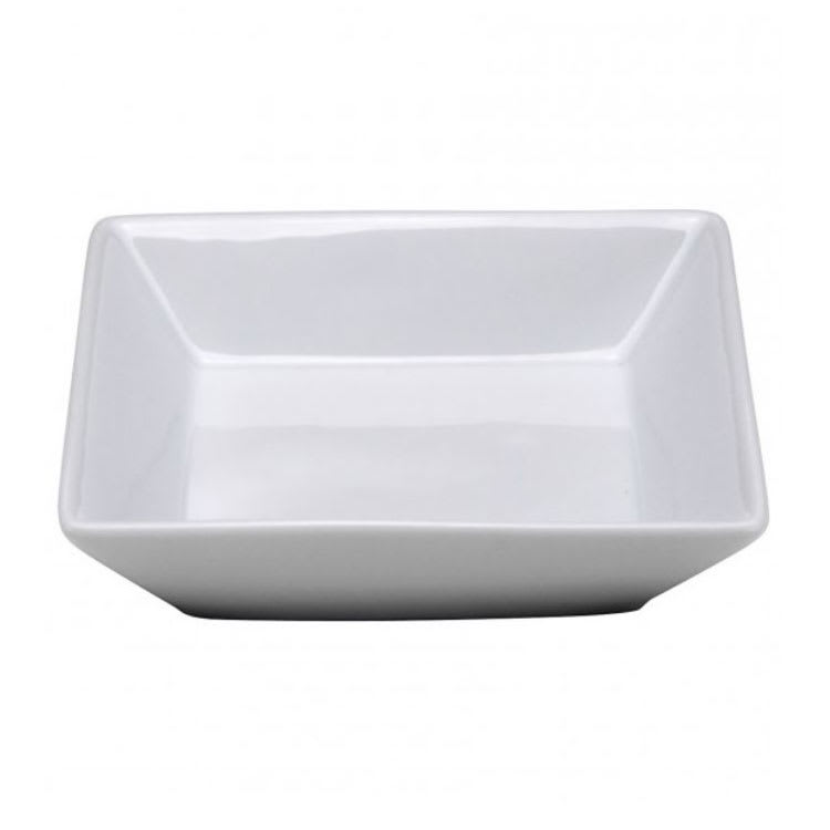 Oneida F8010000713S 11.8-oz Buffalo Bowl - Porcelain, Bright White