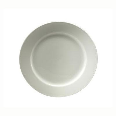 "Oneida R4220000155 11"" Royale Plate - Medium Rim, Porcelain, Bright White"
