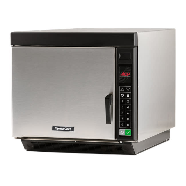 Amana ACE19N Quarter-Size Countertop Convection Oven, 208-240v/1ph