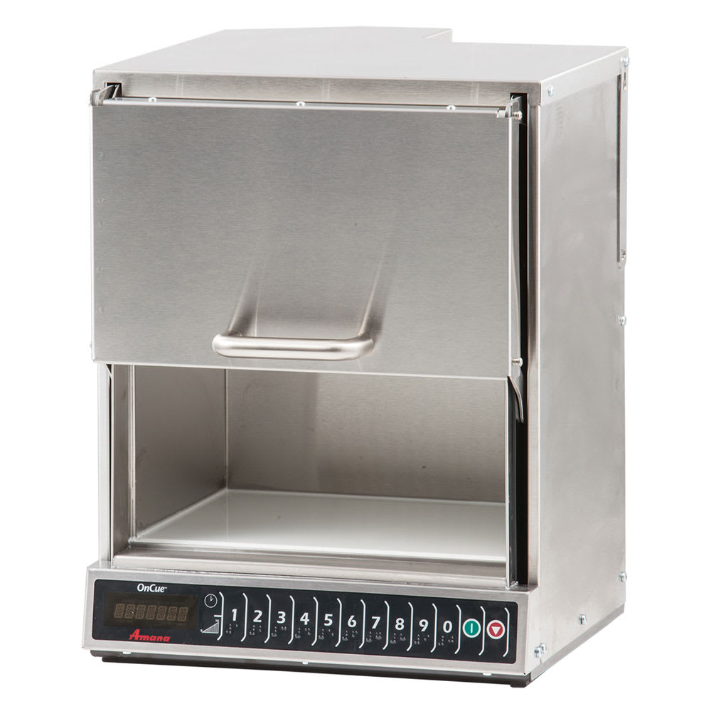 Amana AOC24 2400w Commercial Microwave w/ Touch Pad, 230v/1ph