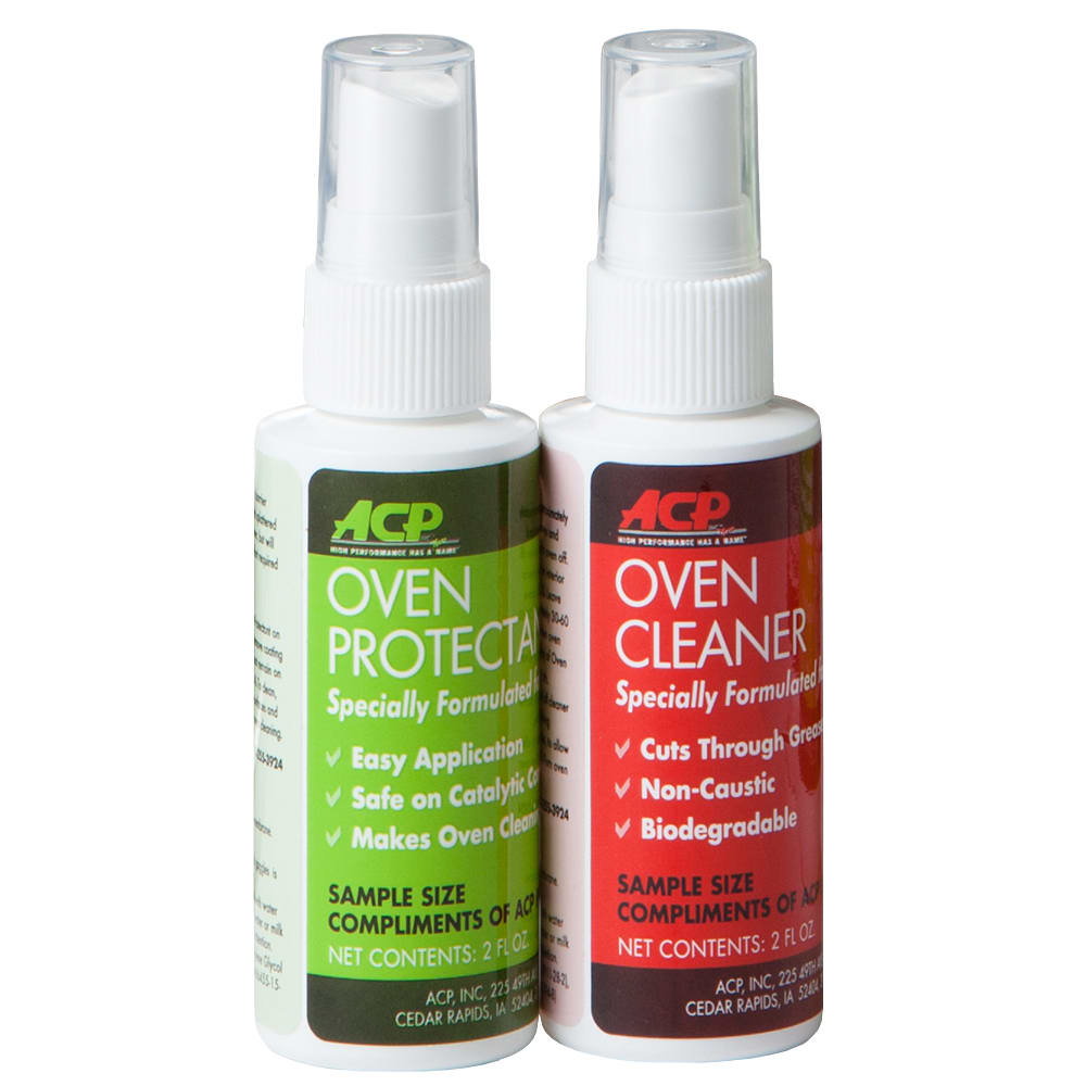 Amana CK10 Cleaning Kit w/ 2 oz Oven Cleaner & 2 oz Shield Protectant for all ACP Ovens