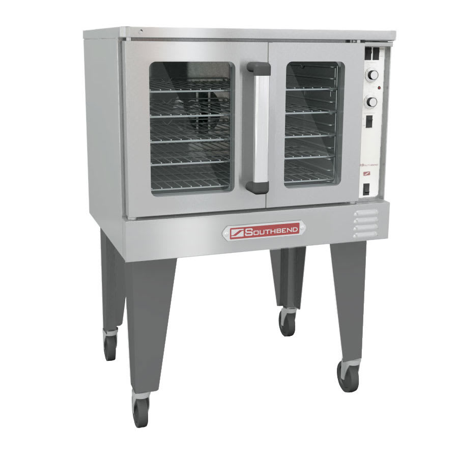 Southbend BGS/12SC Full Size Gas Convection Oven - LP