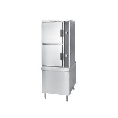 "Southbend DCX-10S-6 Direct Convection Steamer & 6 Gallon Kettle, 44"" Cabinet, 120 V"