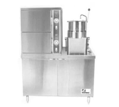 Southbend ECX-2S-6 Electric Floor Model Steamer w/ (6) Full Size Pan Capacity, 230v/3ph