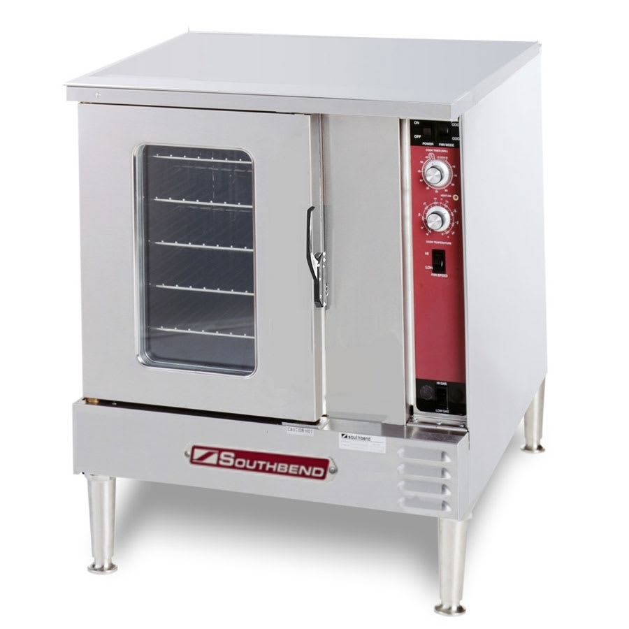 Southbend EH/10SC Half Size Electric Convection Oven, 208v/3ph