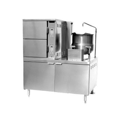 Southbend GCX-2S-10 Gas Floor Model Steamer w/ (6) Full Size Pan Capacity, LP