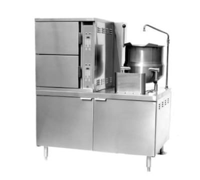 Southbend GCX-2S-6 Gas Floor Model Steamer w/ (6) Full Size Pan Capacity, LP