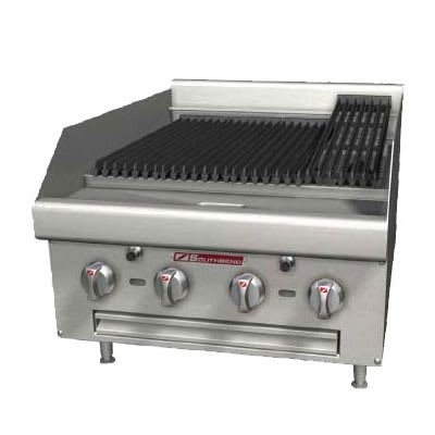 """Southbend HDC-48 48"""" Gas Charbroiler w/ Cast Iron Radiants, LP"""