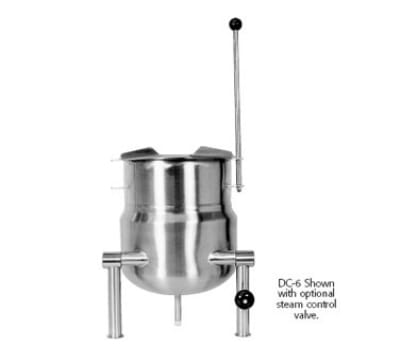 Southbend KDCT-20 20-Gallon Tilting Table Top Direct Steam Kettle, Stainless