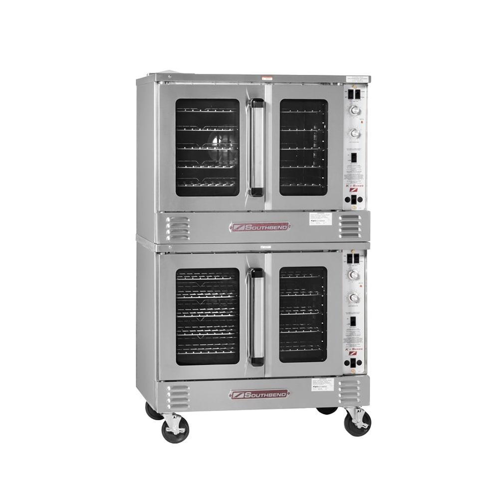 Southbend KLGS/27SC Double Full Size Gas Convection Oven, LP