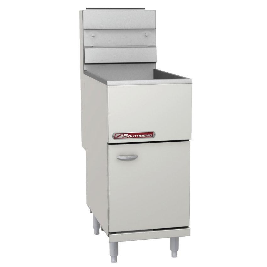 Southbend SB65S Gas Fryer - (1) 80 lb. Vat, Floor Model, NG