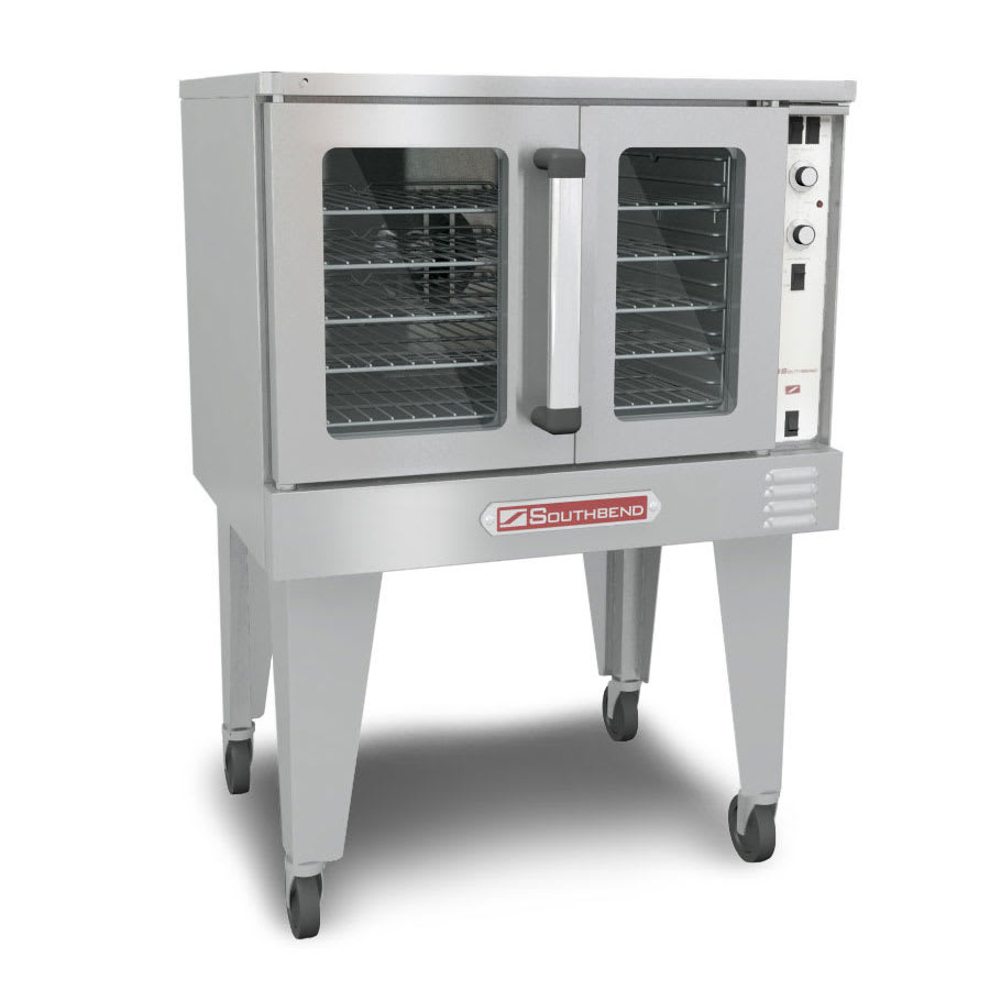 Southbend SLES/10SC Full Size Electric Convection Oven - 208v/1ph