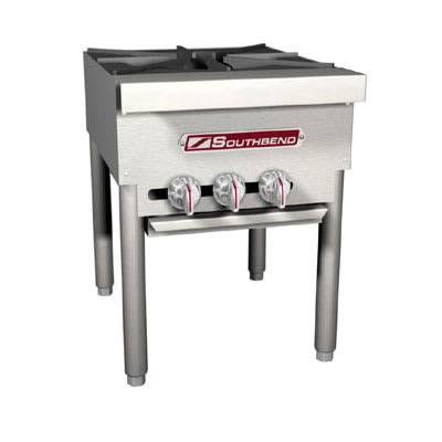 Southbend SPR-1J 1-Burner Stock Pot Range, LP