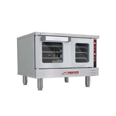 Southbend TVES/10SC TruVection Single Full Size Electric Convection Oven - 7.5kW, 208v/1ph