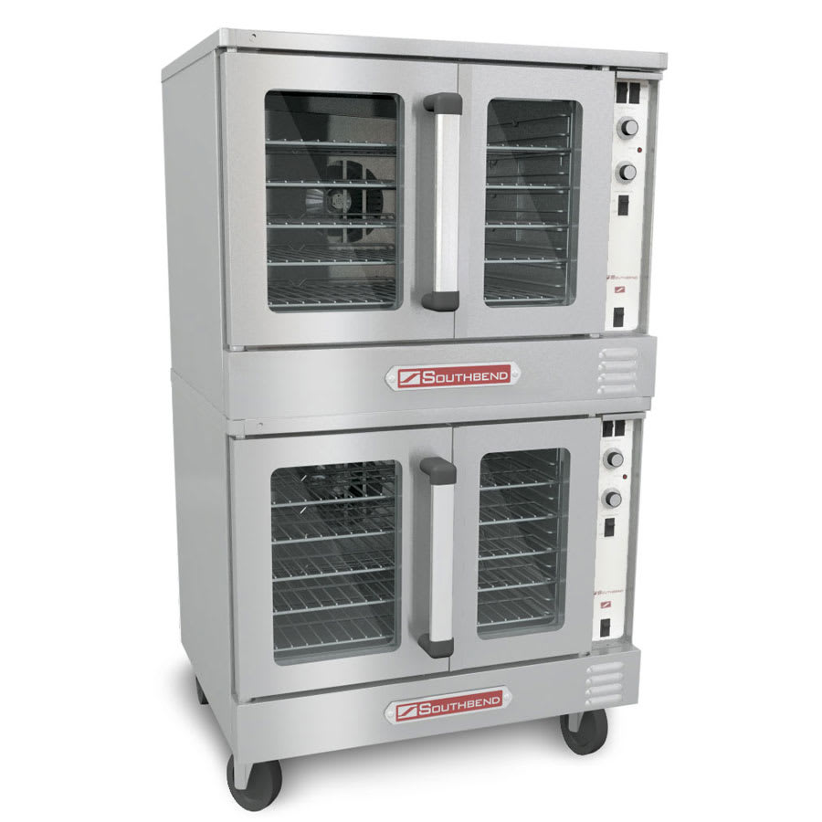 Southbend TVGS/22SC Double Full Size Gas Convection Oven - NG