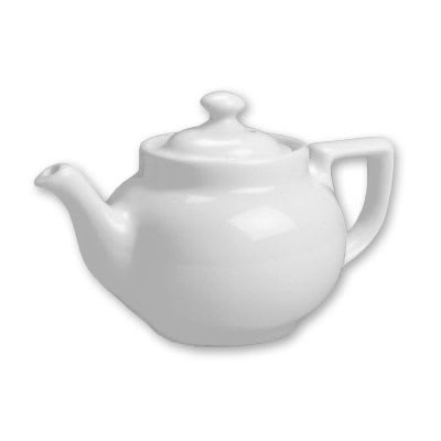Hall China 210AWHA 10-oz Teapot - White