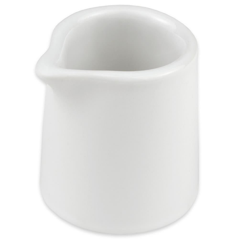 Hall China 3771/22ABWA 3-oz Tankard Creamer, White