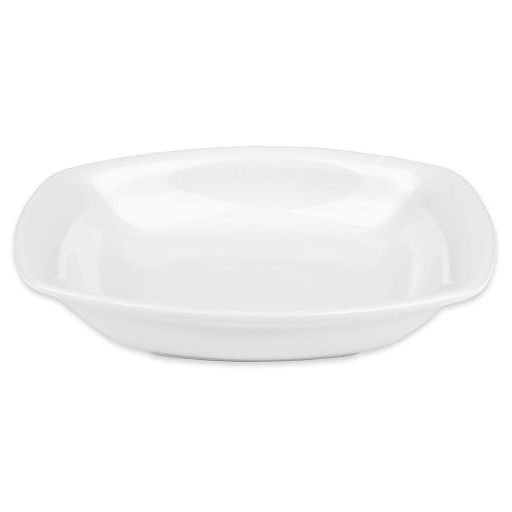 "Hall China 44720ABWA Oval Au Gratin Dish w/ 9 oz Capacity, 6.625"" x 5.625"", White"