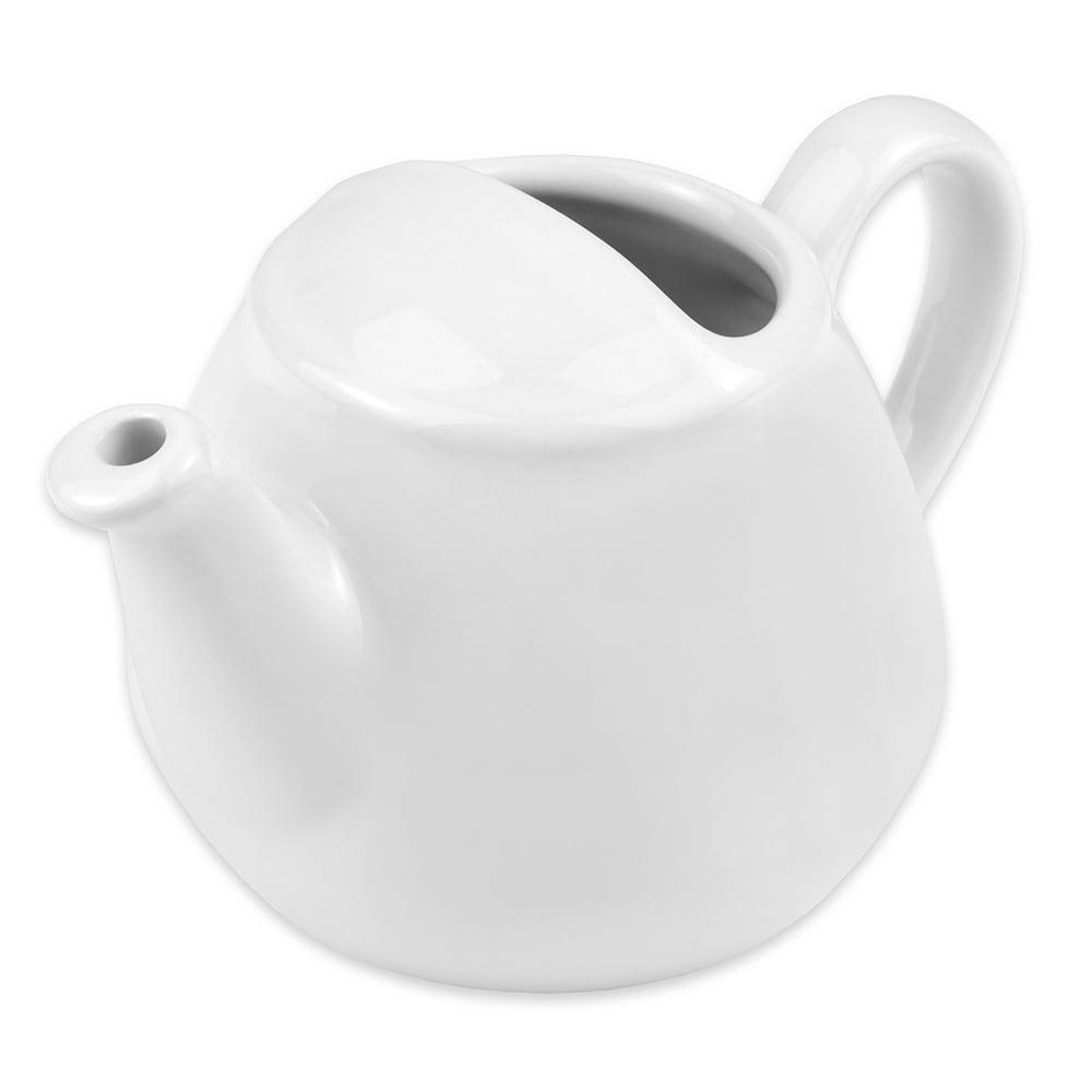 Hall China 820ABWA 16 oz Teapot, White
