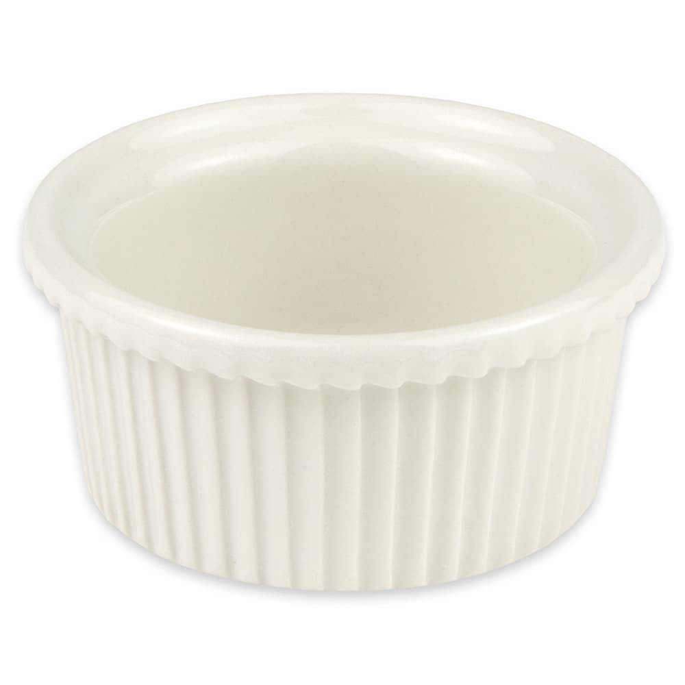 "Hall China 8380AWHA 3.25"" Round Ramekin w/ 3-oz Capacity, White"