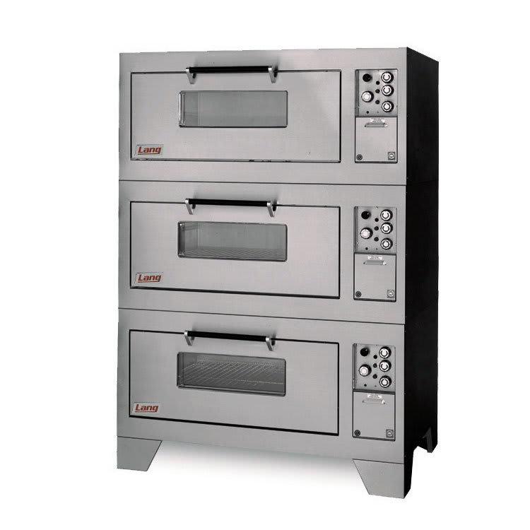 Lang DO54B Multi Purpose Deck Oven, 240v/3ph