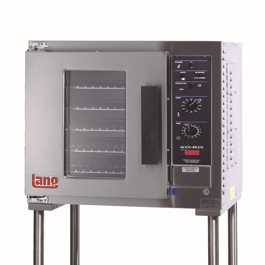 Lang ECOH-AP Half Size Electric Convection Oven, 208v/3ph