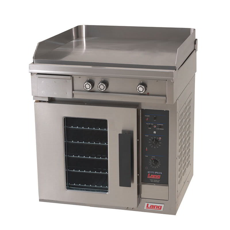 "Lang R30C-APF 30"" Electric Range with Griddle, 208v/1ph"