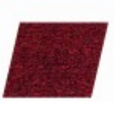 Crown GS0035MG Rely-On Olefin Wiper Mat, 3 x 5-ft, 3/8-in Thick, Gray