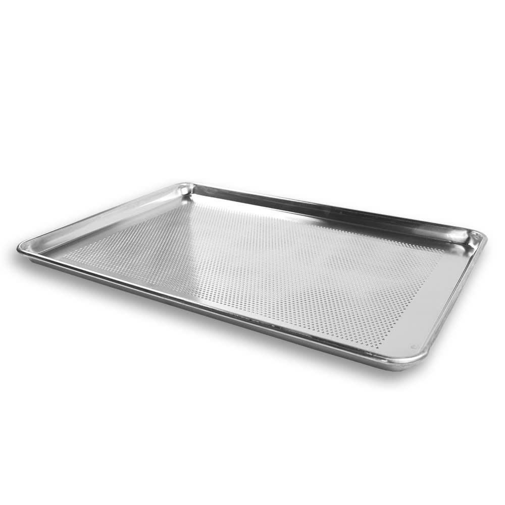 Update ABNP-50PF 1/2 Size Perforated Bun Pan - Aluminum