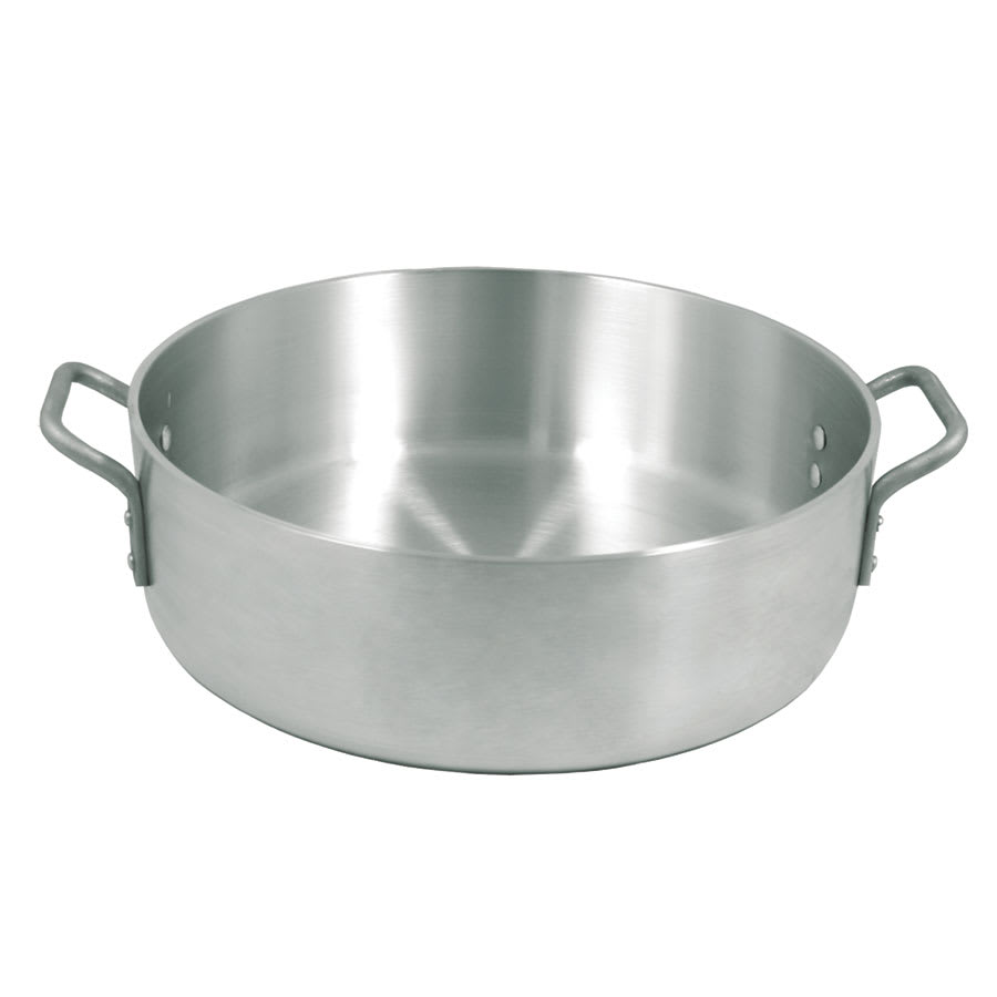 Update ABR-28HD 28 qt Aluminum Braising Pot