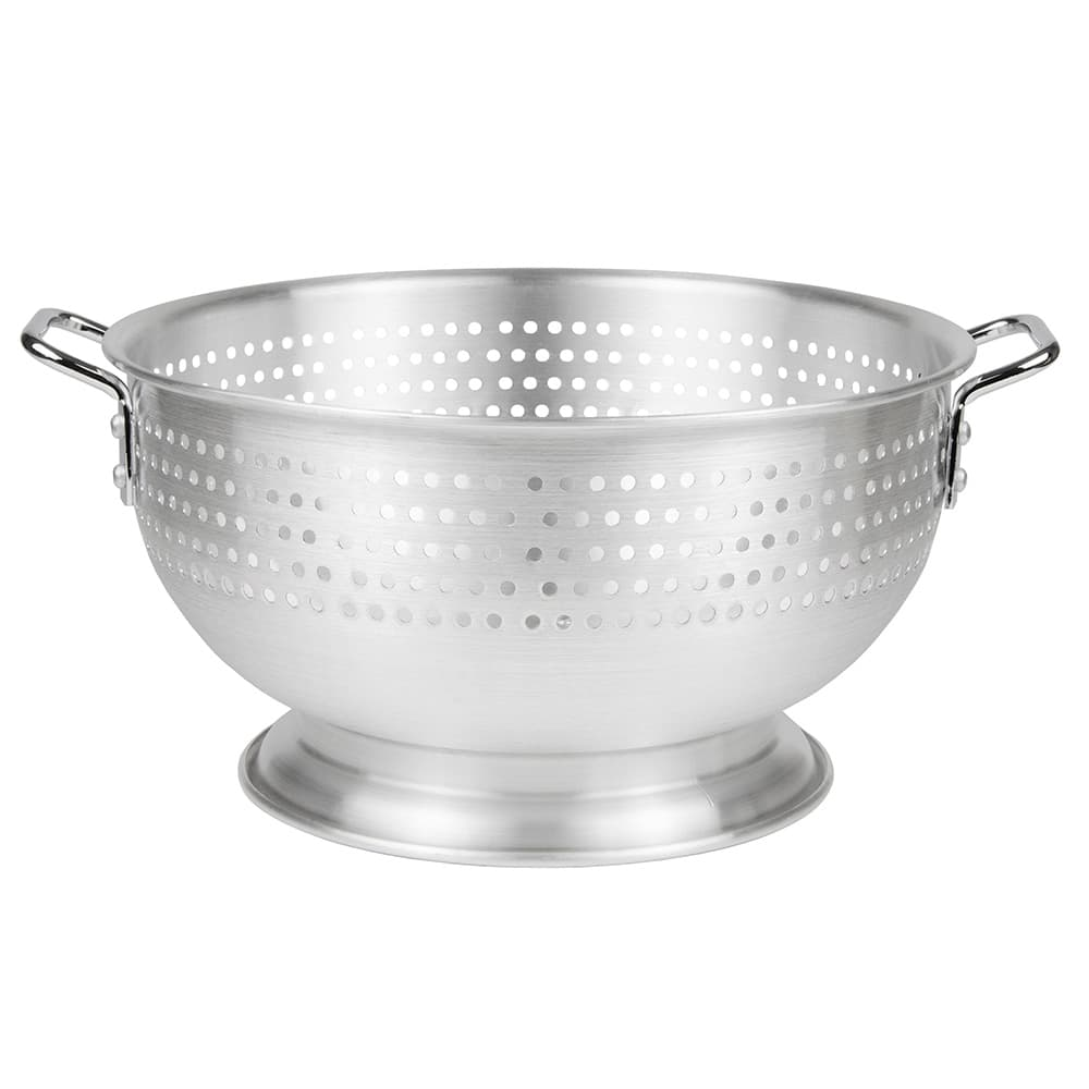 Update ACO-11 11-qt Colander with Handles and Base - Aluminum