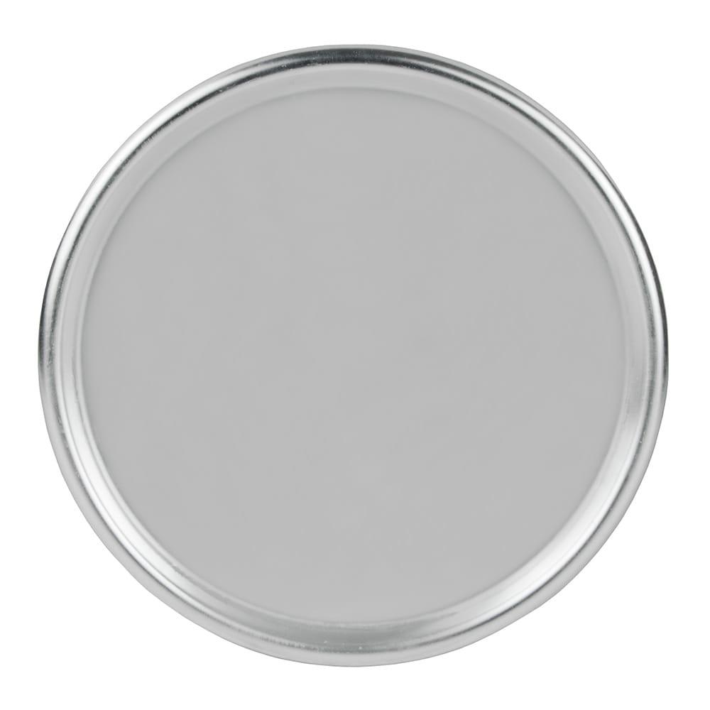 "Update ADPC-48 7-1/4"" Pizza Dough Pan Cover - Aluminum"