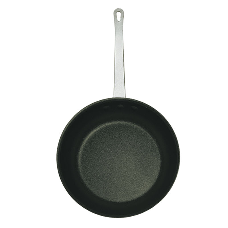 """Update AFX-12 12"""" Aluminum Frying Pan w/ Solid Metal Handle"""