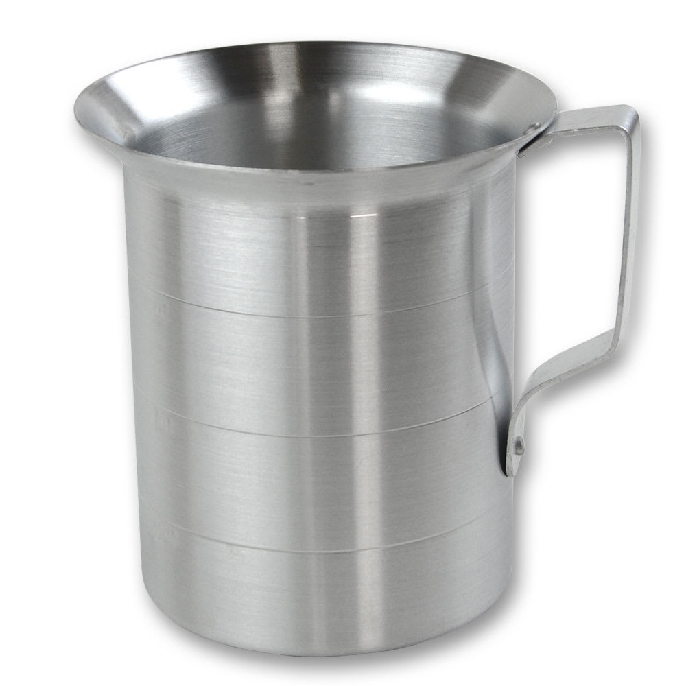 Update AMEA-20 2 qt Liquid Measuring Cup - Aluminum