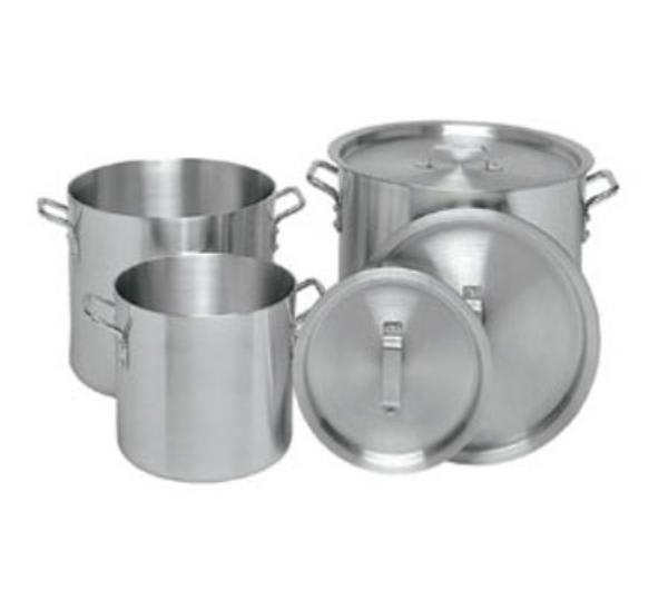 Update APT-10 10 qt Stock Pot - Aluminum