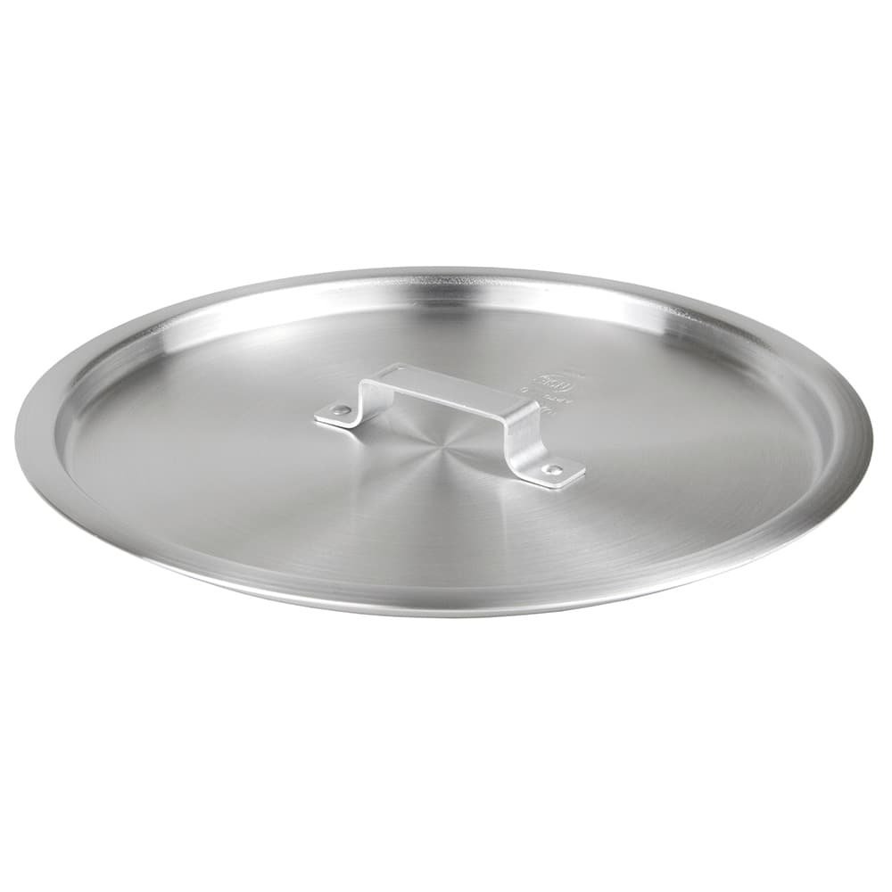 "Update APTC-40 14.75"" Stock Pot Cover, Aluminum"
