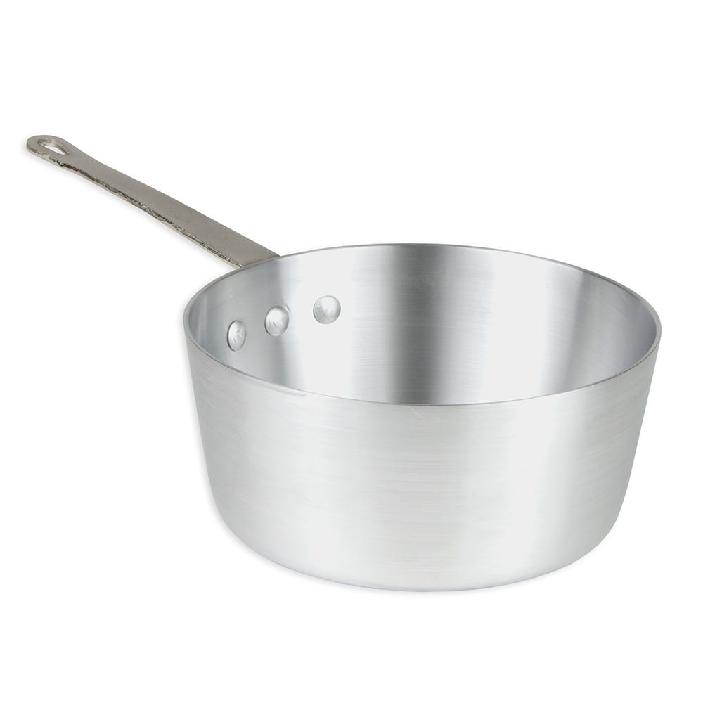 Update ASP-3 3.75-qt Aluminum Saucepan w/ Solid Metal Handle