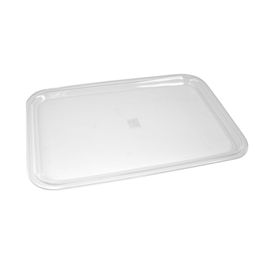 "Update AT-1320 Display Tray - 20 3/4x13 1/4x3/4"" Clear Acrylic"