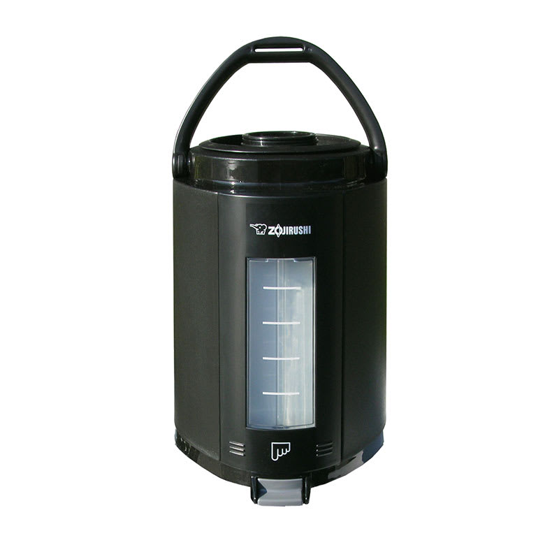 Update AY-AE25N 2.5L Thermal Gravity Beverage Dispenser - Glass Lined