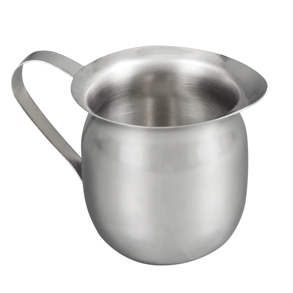 Update BC-8 8-oz Bell Creamer - Stainless