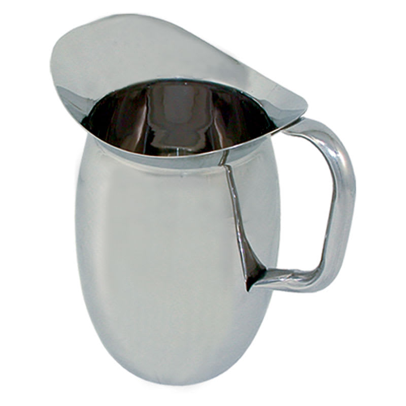 Update BP-2 2 qt Bell Pitcher - Stainless