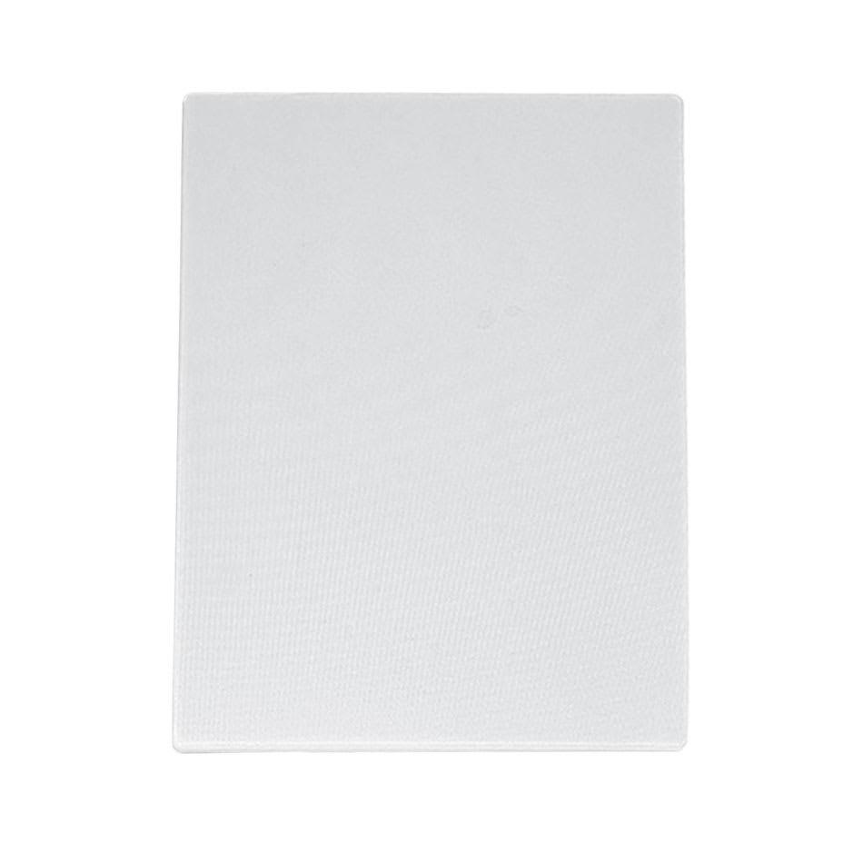 """Update CB-1520H Poly Cutting Board - 15x20x3/4"""" White"""