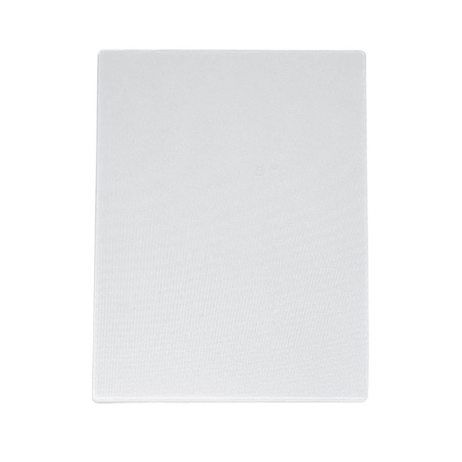 "Update CB-1824XH Poly Cutting Board - 18x24x1"" White"