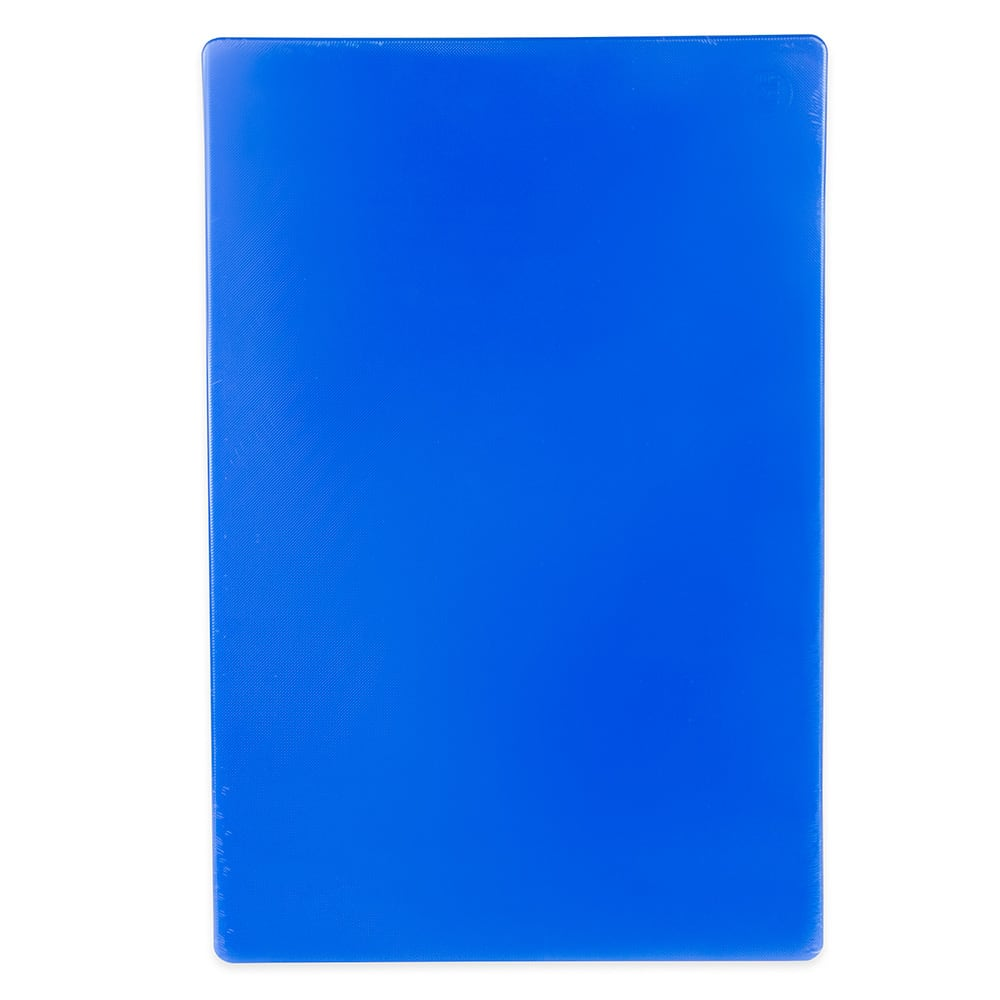 "Update CBBL-1218 Poly Cutting Board - 12x18x1/2"" Blue"